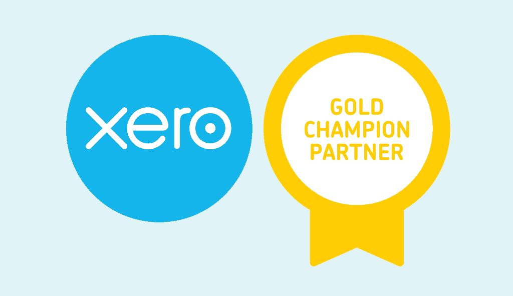 Xero Gold Champion Partner Accountancy Firm Bade