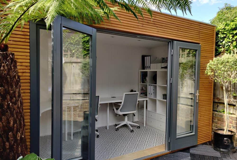 Garden Office Business Expenses